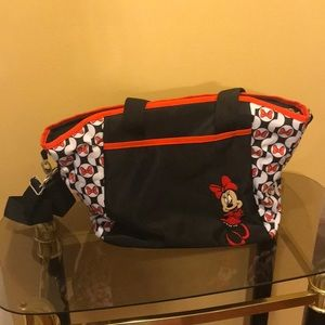 Other - Minnie Mouse diaper bag